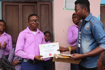 51 Adolescent Boys Recognized as Advocates Against Child Sexual Abuse