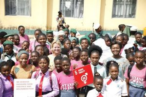 UN Women Deputy Executive Director Åsa Regnér visits Nigeria to Review The UN Trust Fund to End Violence Against Women